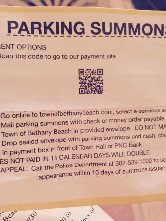 Give Tickets Even After Prime Beach