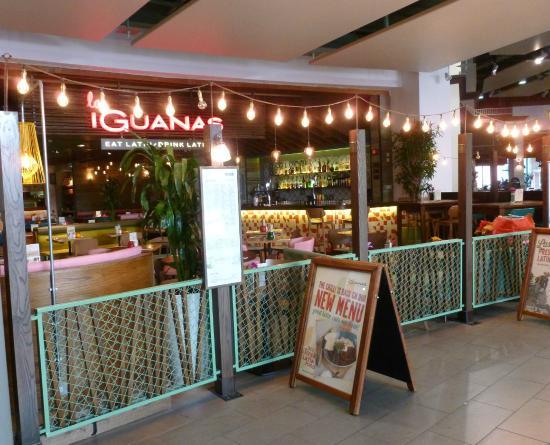 Meadowhall Food Restaurants