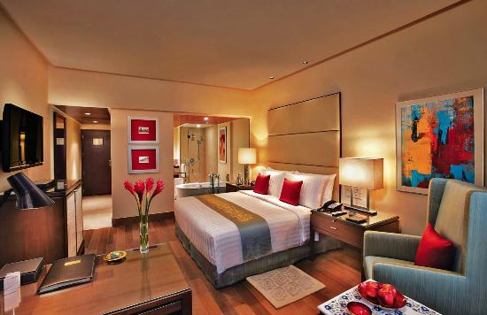 The Oberoi, Mumbai: My room