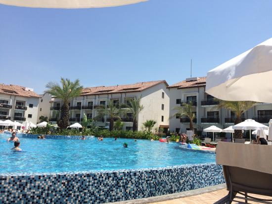 Tui Sensatori Resort Fethiye By Barut Hotels Good Hotel But Not Really 5 Stars