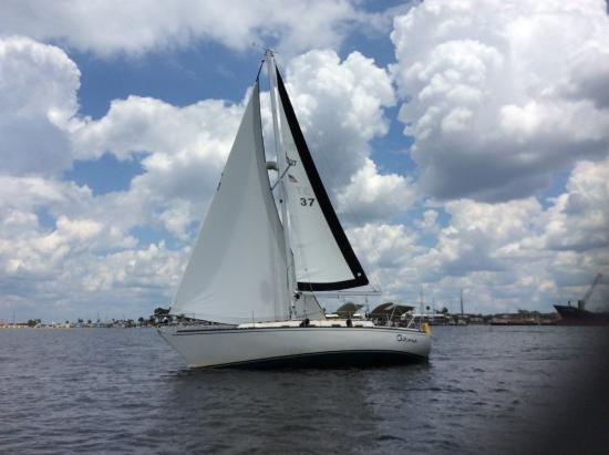 South Wind Sailing
