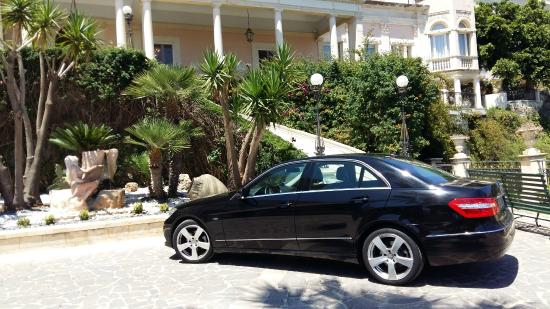 Valverde, Olaszország: Transfer presso Grand Hotel a Siracusa