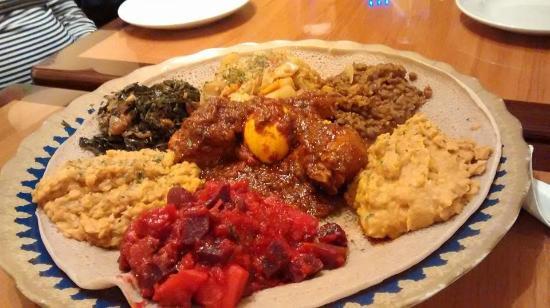 Gatur's Ethiopian Cuisine