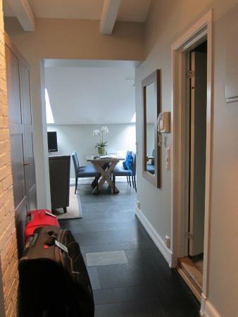 Frogner House Apartments - Skovveien 8: Hallway