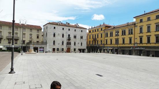 Udine, Italie : Casa Veneziana