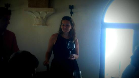 Korta Katarina Winery: Great wine