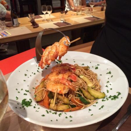 La table picture of la table saint raphael tripadvisor - Restaurant la table st raphael ...