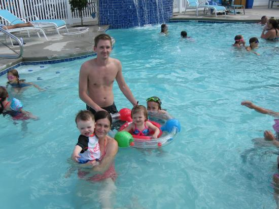 Sands by the Sea: Family friendlyh pool