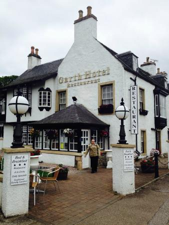 Garth Hotel & Restaurant: A great friendly hotel