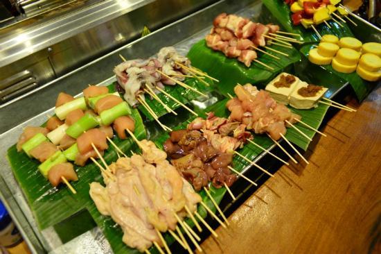 Japanese Dining Robata