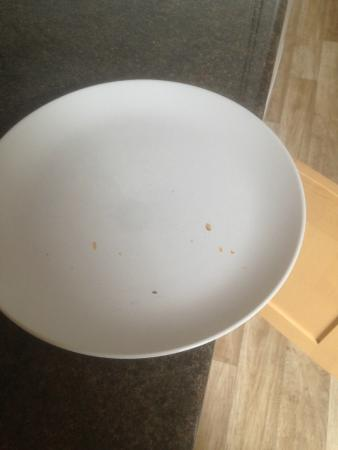 Flat 5 Cardiff: Dirty Plate