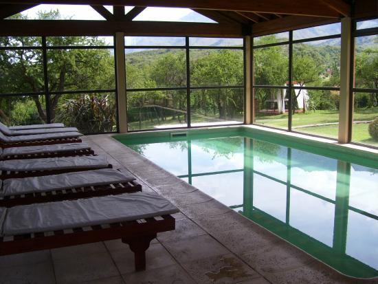 Altos del Sol - Spa & Resort: Pileta climatizada
