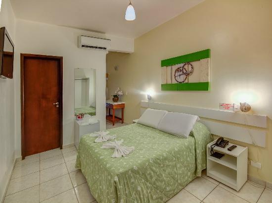 Foz Presidente Hotel: Apartamento casal standard