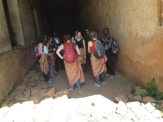 Visiting Idi Amin's torture chambers - Picture of Walters Tours