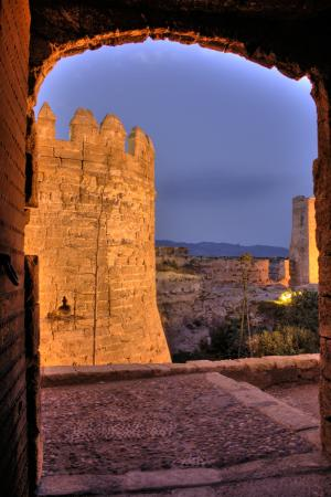 almera espaa alcazaba de almeriael legado andalusi