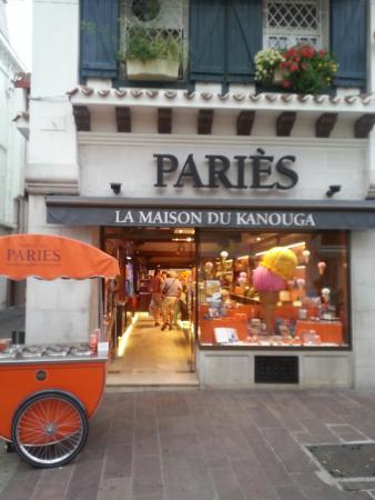 Maison Pariès : Confiserie Paries