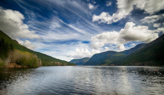Port Alberni, Canadá: Sproat Lake