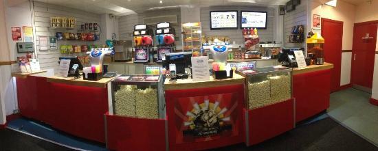 Century Cinema: Kiosk