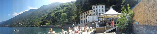 Фаггето-Ларио, Италия: Panorama Lido di Faggeto Lario