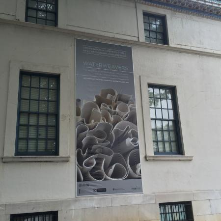 Art Museum of The Americas: Very relaxing environment