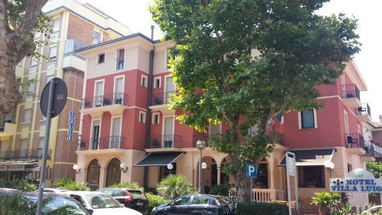 Hotel Villa Luigia Rimini Prezzi