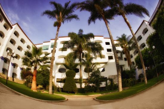 Hotel Gran Plaza & Convention Center: edificio central