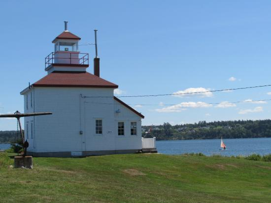 Gilberts Cove, Canadá: Gilbert's Cove lighthouse