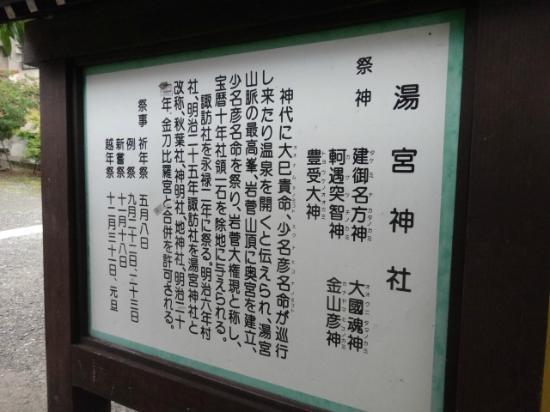 Yumiya Shrine: 解説版