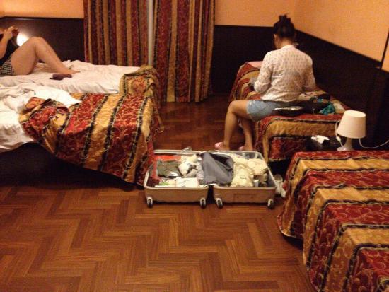 Funny Palace: my room