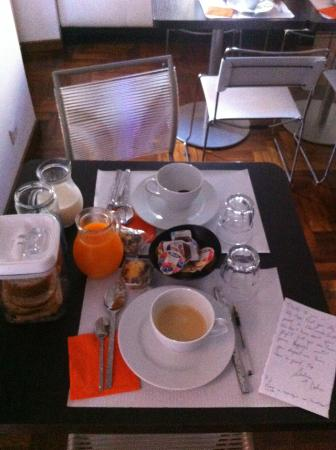 Monteverde Guesthouse: Included Breakfast