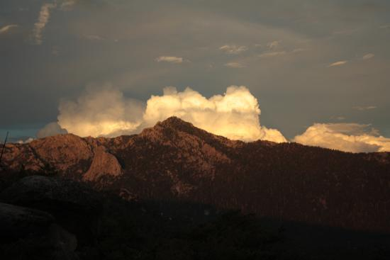 Idyllwild, Kalifornien: God's glory