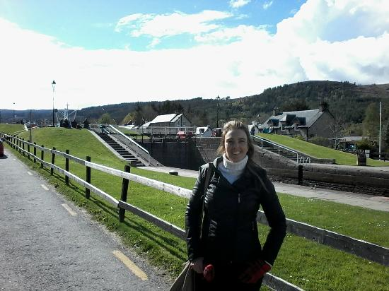 Caledonian Canal Visitor Centre: 1