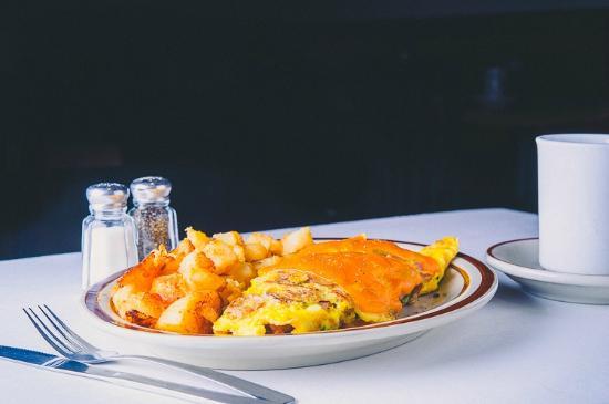 The Egg & I: Farmers Omelette