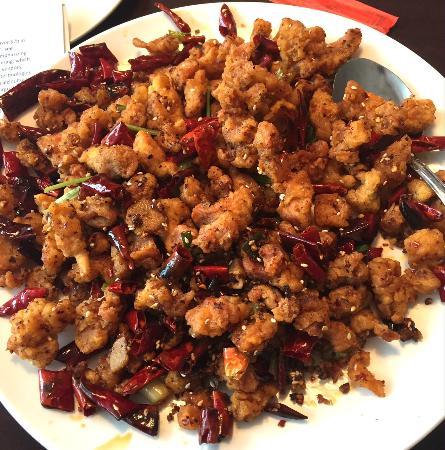 Henrico, NC: Chong Qing Chicken