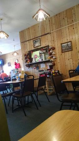 Remer, MN: Woodsman Cafe