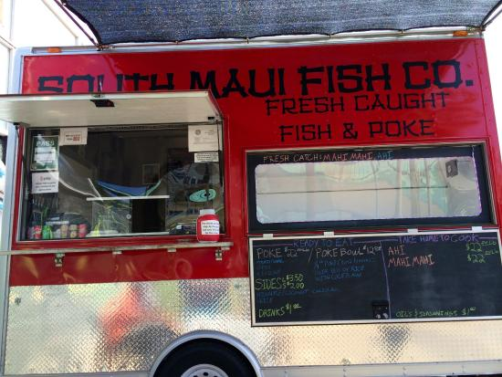 Just poke picture of south maui fish company kihei for South maui fish company