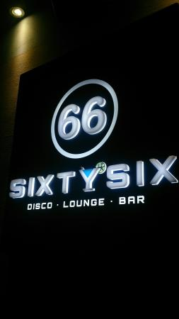 ‪SixtySix Shisha Cocktail Bar‬