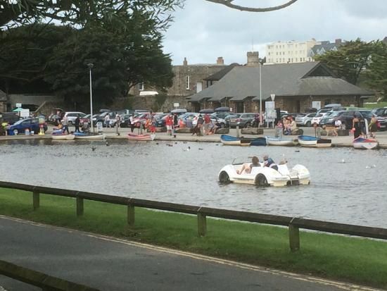 ‪Bude Rowing Boats‬