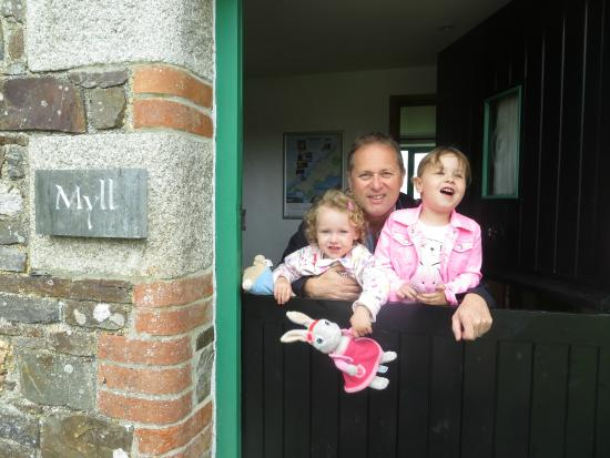 Saint Gennys, UK: Myll cottage