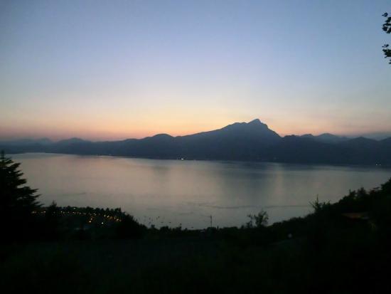 B&B Due Leoni: Panorama vista lago