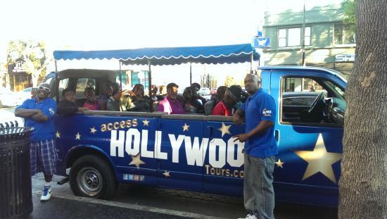 Hollywood Celebrity Tours (310) 228-8003 - YouTube