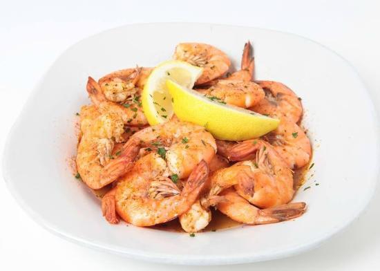 Southport Raw Bar: Steamed Old Bay Shrimp