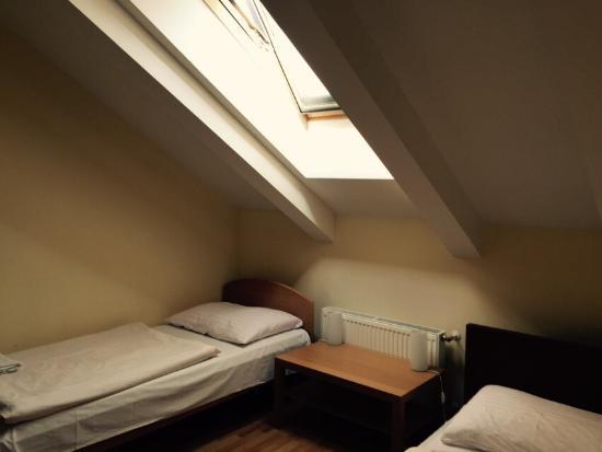 Residence Pinkas Old Town: Дальняя спальня на 2 этаже