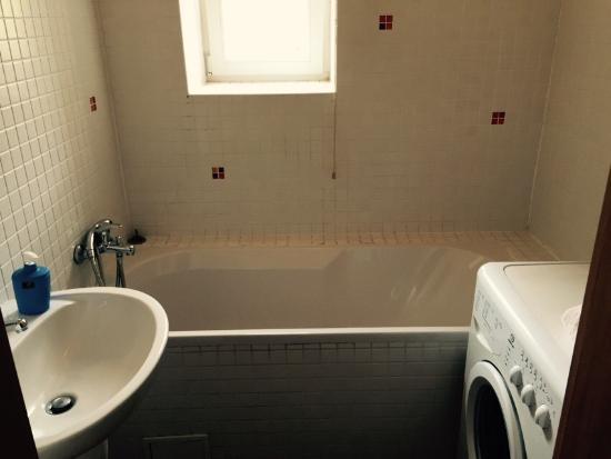 Residence Pinkas Old Town: Ванная комната