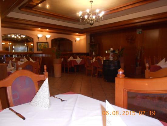 Guest House Bajc: sala da pranzo e colazioni
