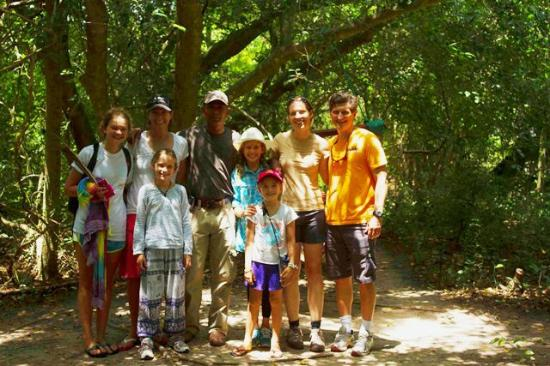 Noel Rodrigo's Leopard Safaris: Happy family