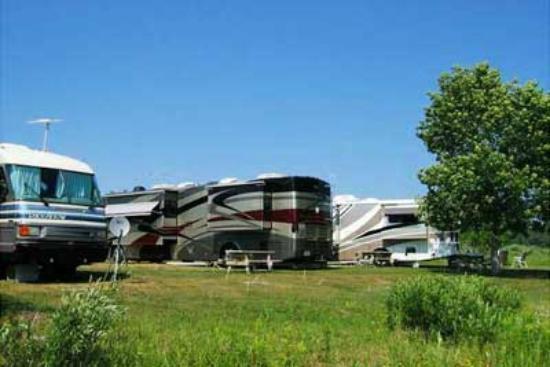 Cedarville, MI: Premium Water Site (EWS)