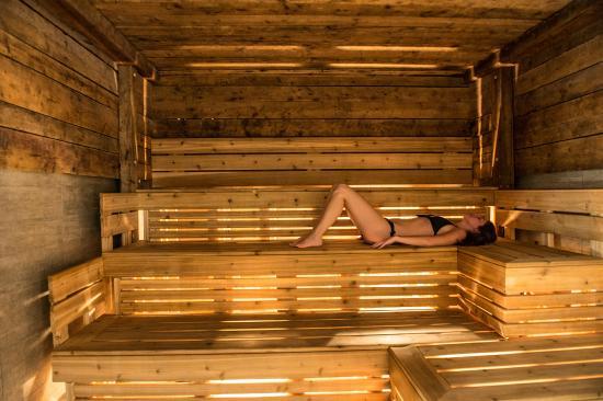 Banya russe et sauna finlandais photo de spa nordic station magog tripad - Plan sauna finlandais ...