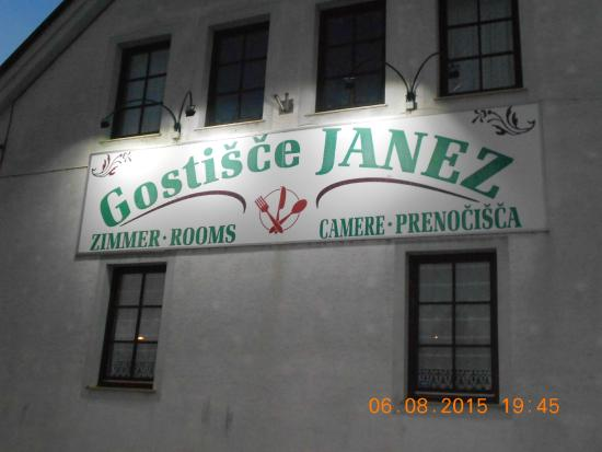 Guesthouse Janez