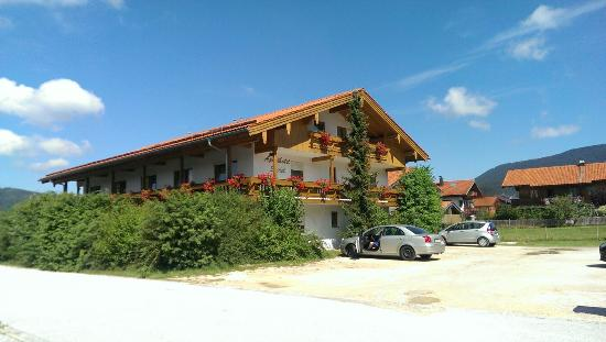 hotels in inzell